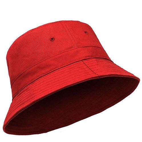 Lolo bucket hat ' red