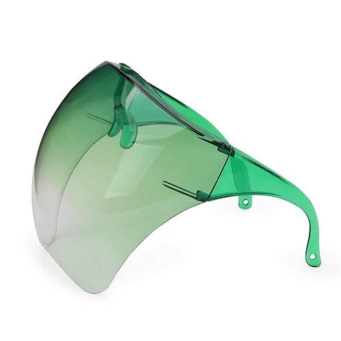 Bubble Babe Mask' green