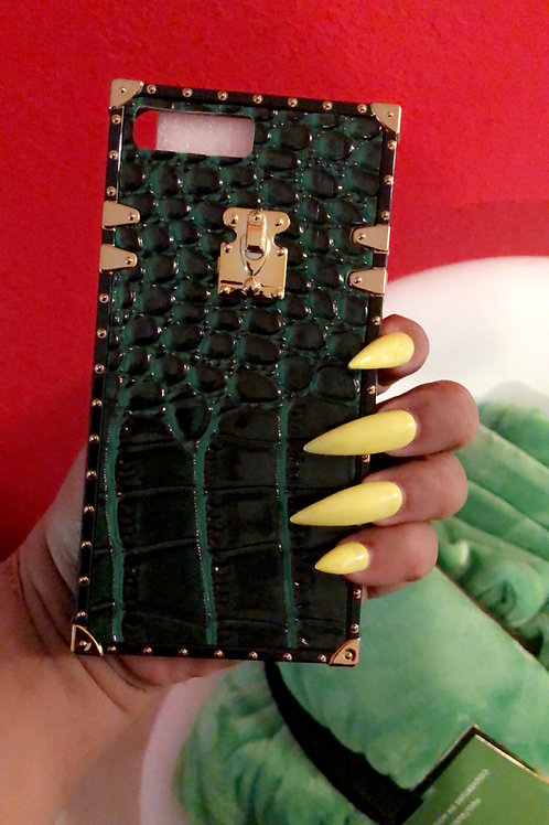 Trunk Fit Luxury Phone Cases
