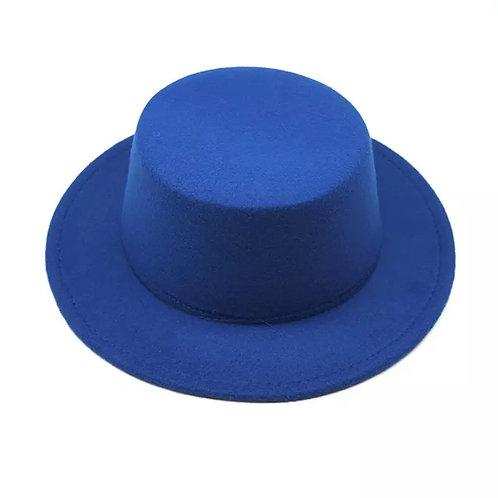 Piano' Blue Hat