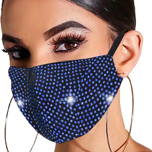 Dark Blue ' Black Mask