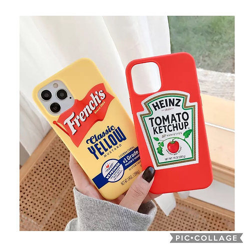 Frenches phone case