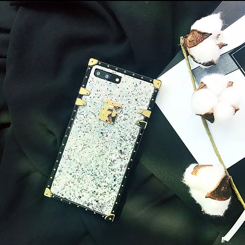 Trunk Fit' White Phone Case