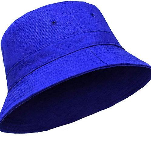 Lola bucket hat' blue