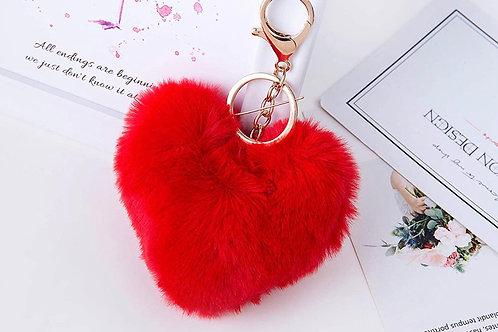 Heart Purse Charm