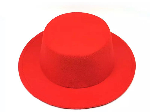 Pink' Red Hat