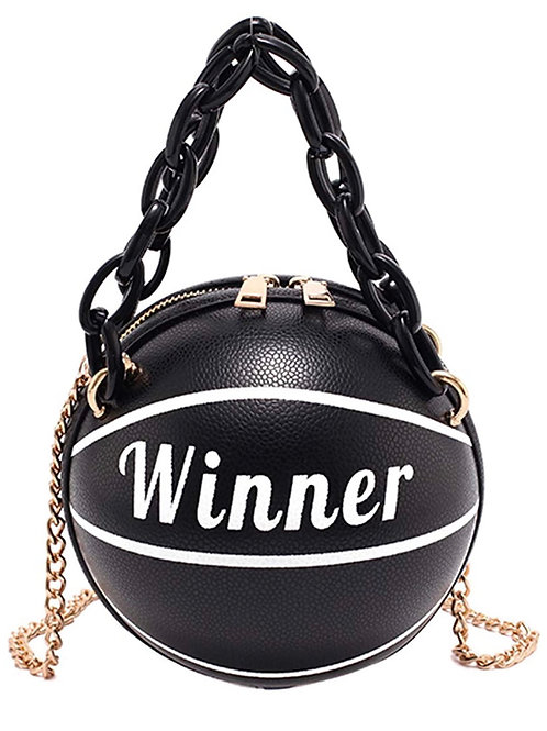 Winner Ball' black
