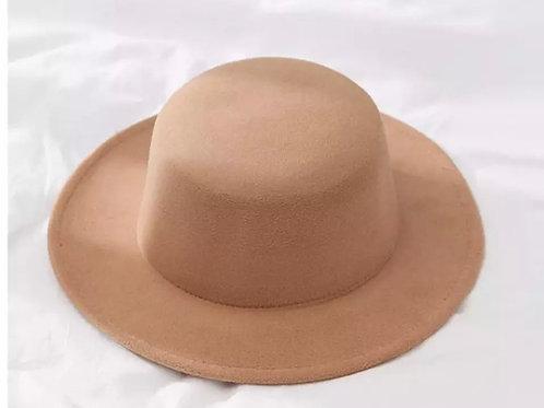 Pink ' Cream Hat