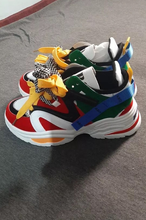 The Ivonic Sneaker