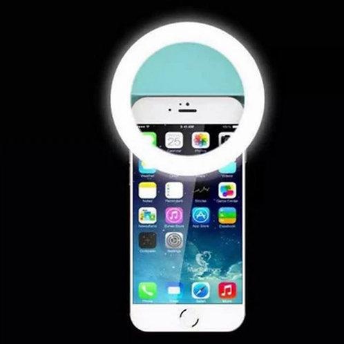 Phone Selfie me please' blue