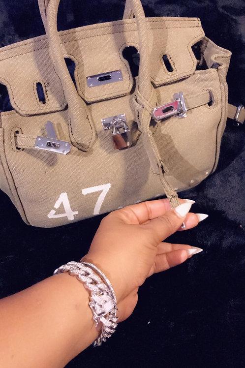 Fatigue Me ' 47 handbag