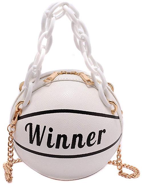 Winner Ball' white