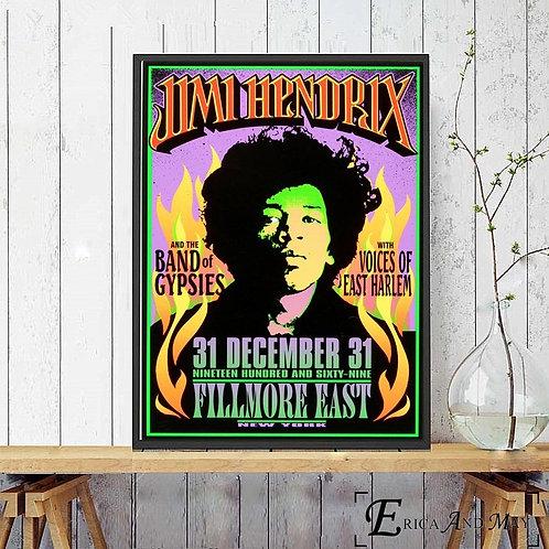 Modern Hendrix