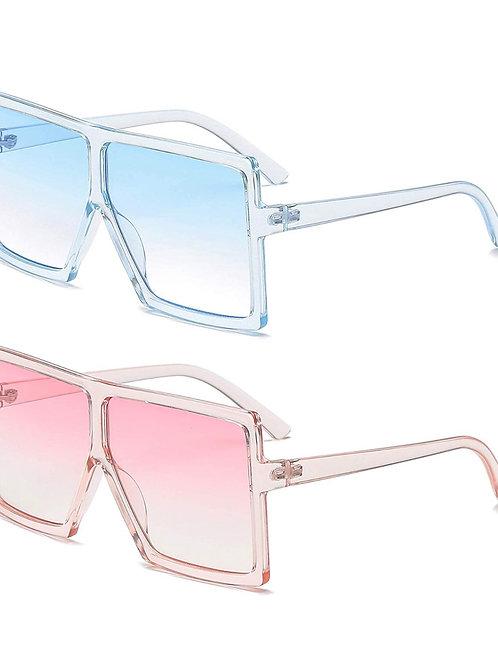 Blocker Shade ' (set of 2) blue/ pink