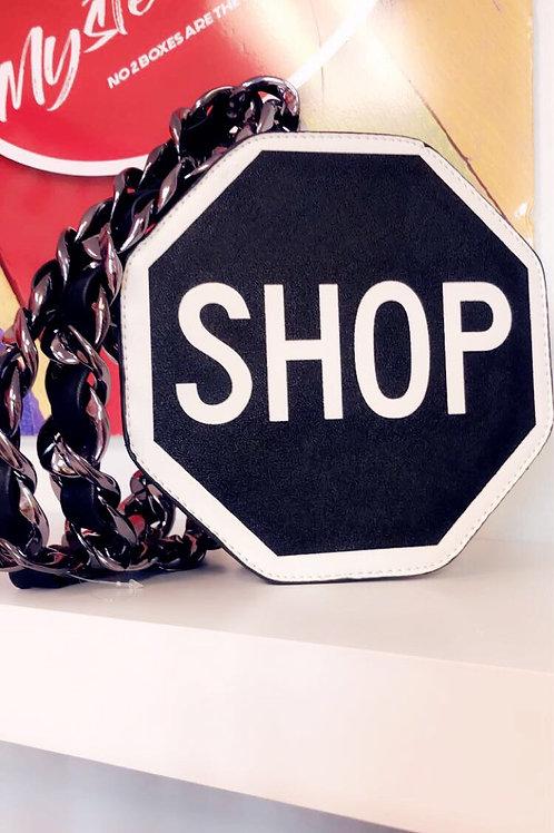 Stop' Black(bag)