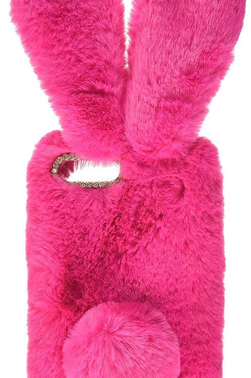 fluff Phone Case' Pink