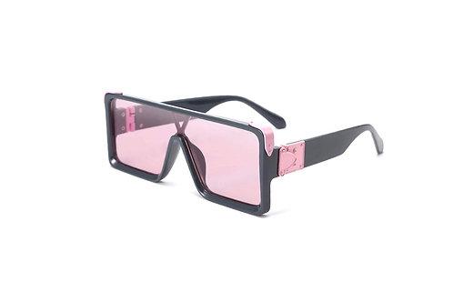 Shady Brim sunglasses ' Pink