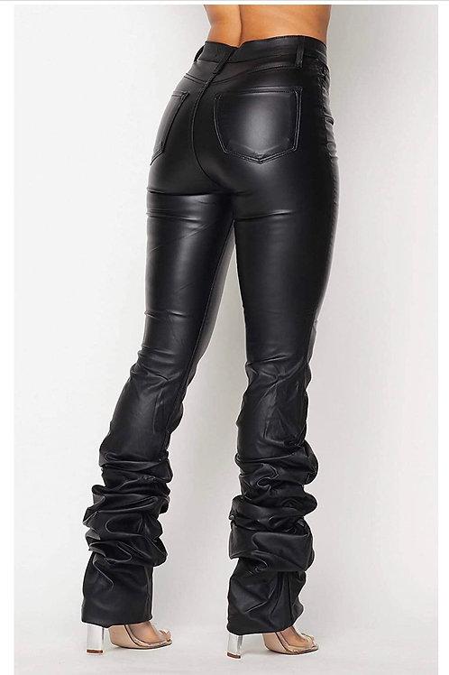 Sexy Lacey Ruffle Bottome pants