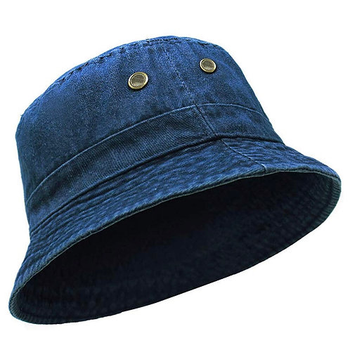 Lolo denim bucke hat