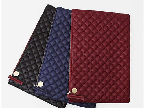 The Quilted Clutch