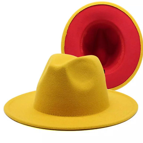 Fedora Red/Yellow