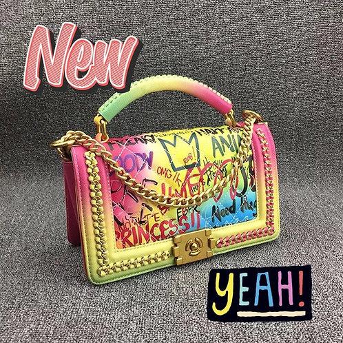 Scrabble  Mid 'Fashion Bag