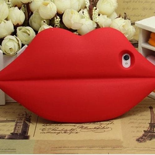 Red Plush Lips