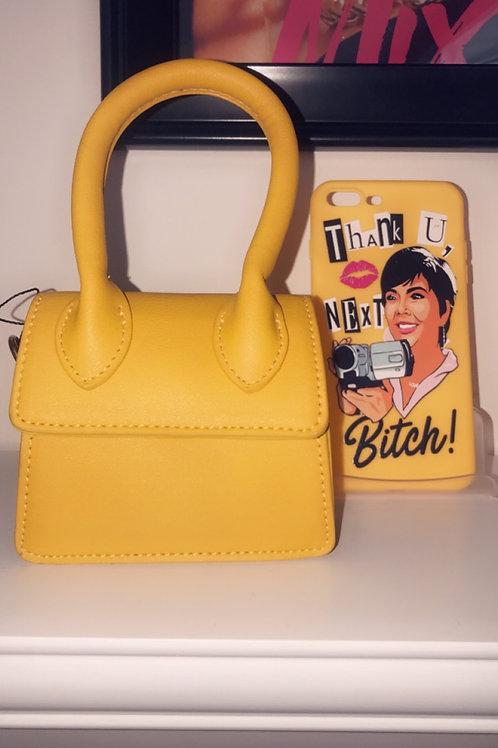My tiny bag ' yellow