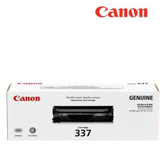 Canon CART 337 (2.4k pgs) Consumables