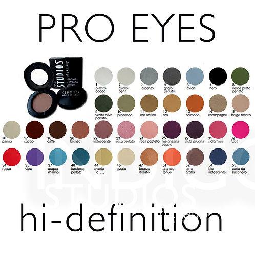 Pure Pigment Pressed Eyeshadows