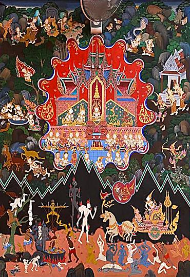 Artwork B (Main Shrine)