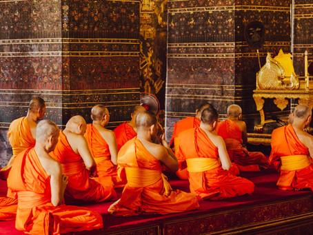 Observing The Five Precepts (Panca Sila)
