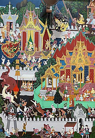 Artwork D (Main Shrine)