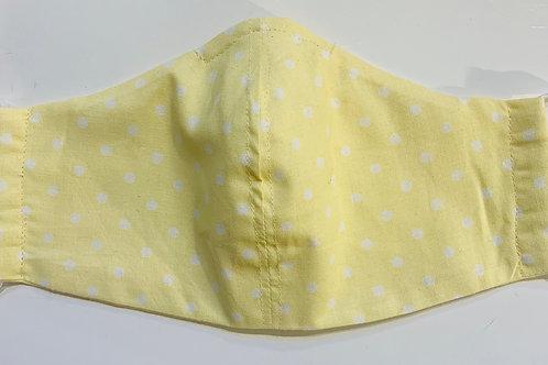 Facy Maske Gelb