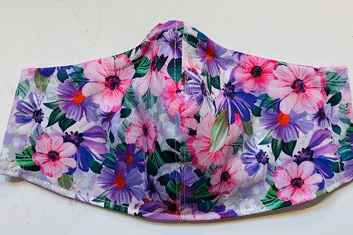 Facy Maske Blumen