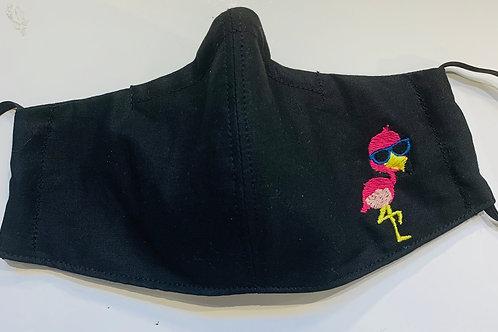 Facy Maske Flamingo