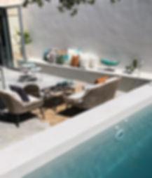 piscina mallorca diseño