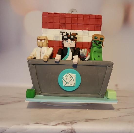 dan tdm birthday cake
