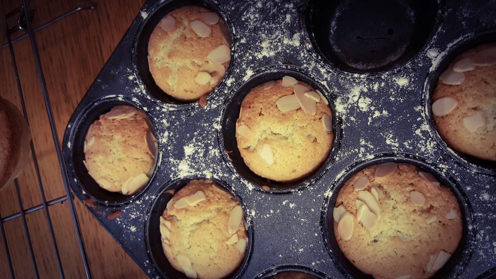 franzipan tarts