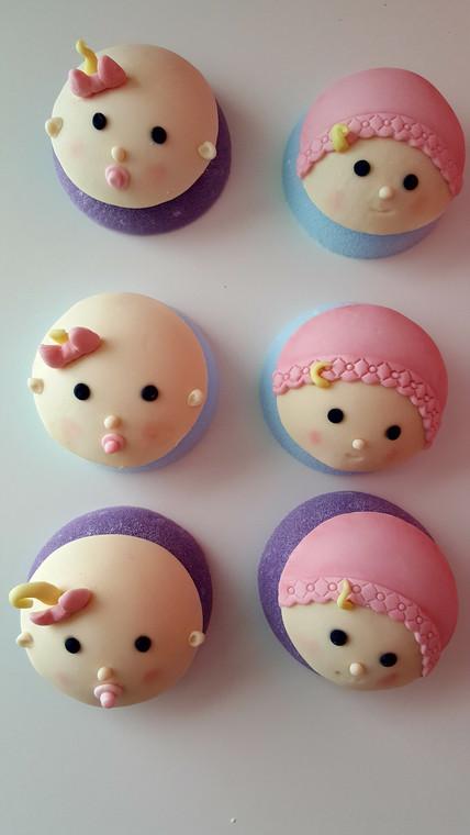 handmade cupcake toppers