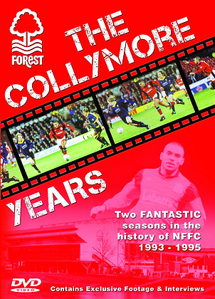'The Collymore years'