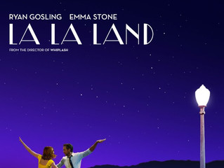 La La Land Movie Review.