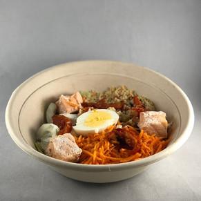 Salade Saumon (L)