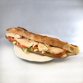 Sandwich Crudités Poulet