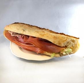 Sandwich Jambon Sec