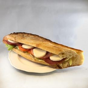 Sandwich Bacon Chèvre