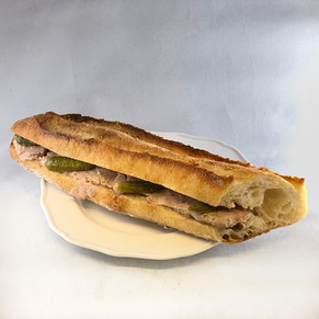 Sandwich Rillette
