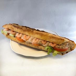 Sandwich Thon Crevettes