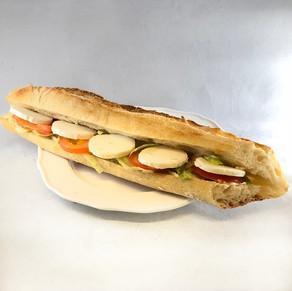 Sandwich Crudités Chèvre