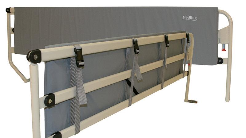 Protection barriere de lit 190/la paire